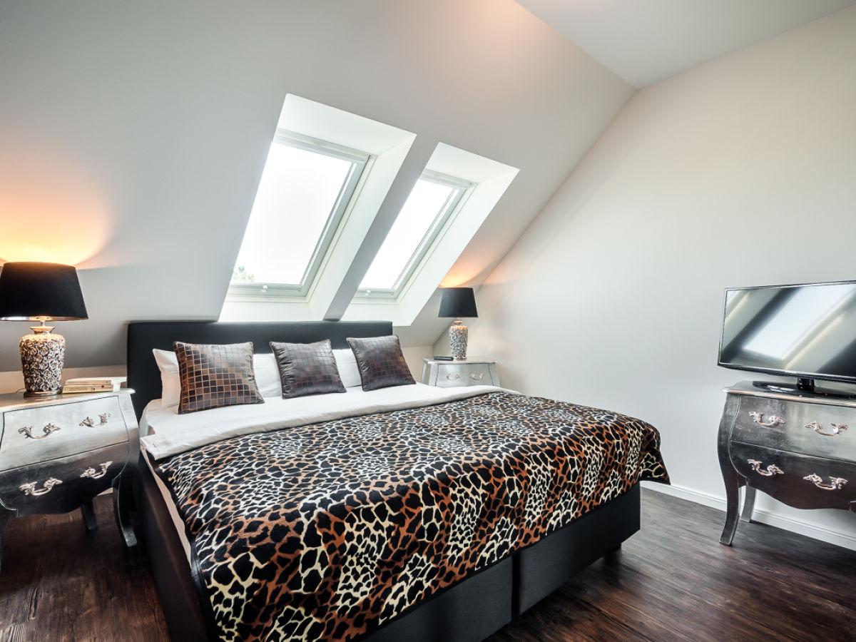 Exklusive 3 zi neubau ferienwohnung luxury moments sylt - Exklusive schlafzimmer ...