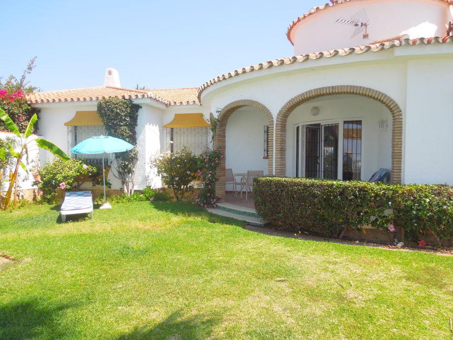 Außenaufnahme Villa Olmedo