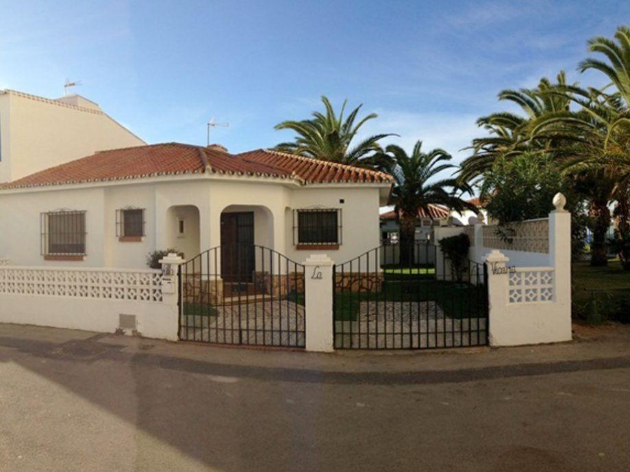 Außenaufnahme Villa Vicaria