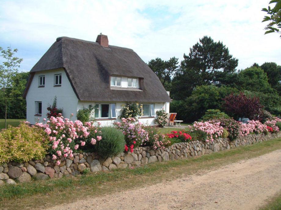 Ferienwohnung im schönen Reetdachhaus