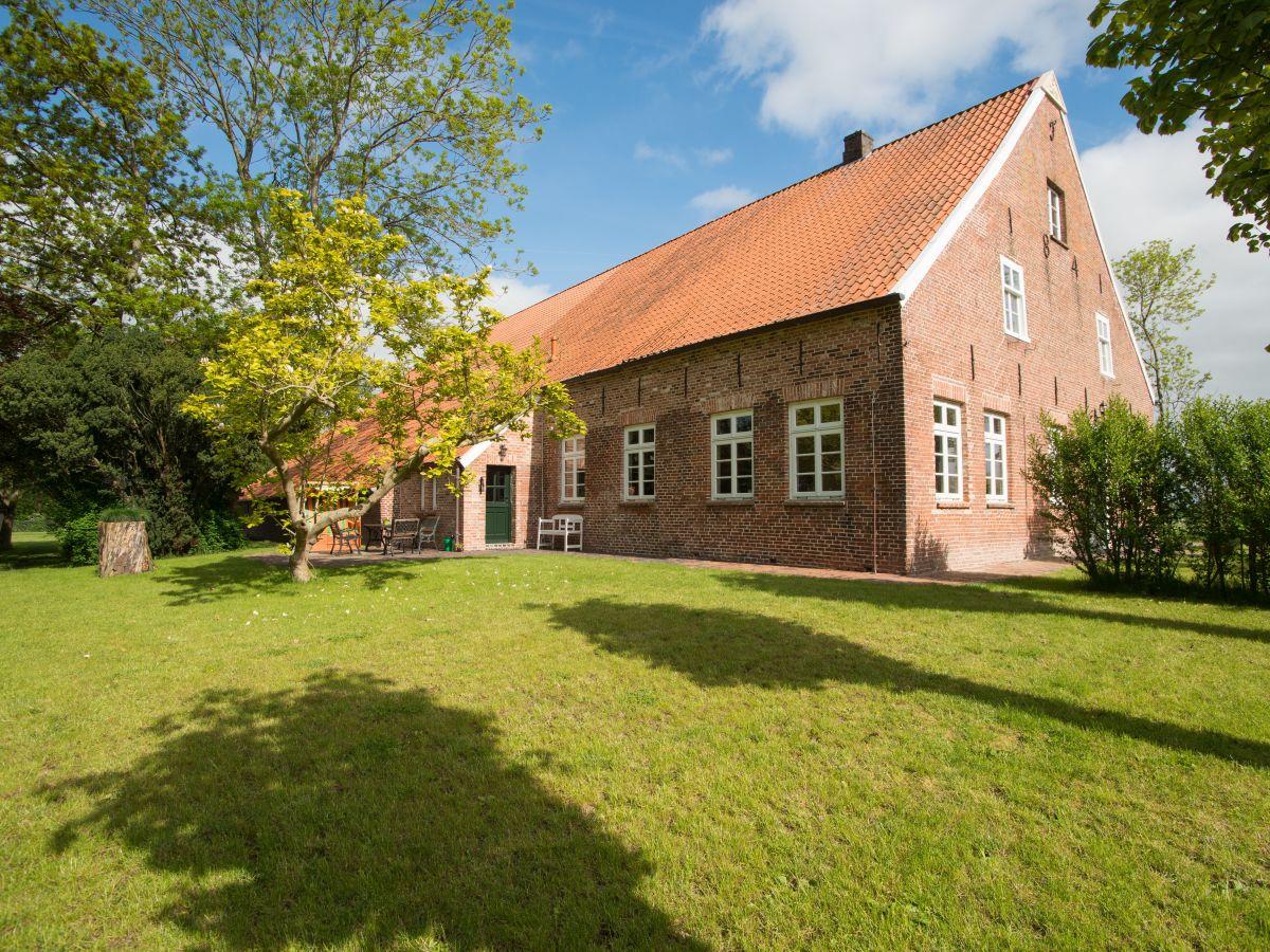 Landhaus Gulfhof 1841 - Urlaub im Denkmal, Nordsee, Ostfriesland ...