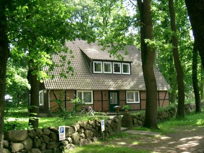 Fachwerkhaus Turmberg Bockelmann