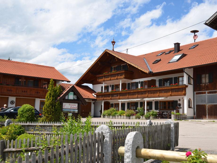 Ferienwohnung auf dem Ferienhof Schmid