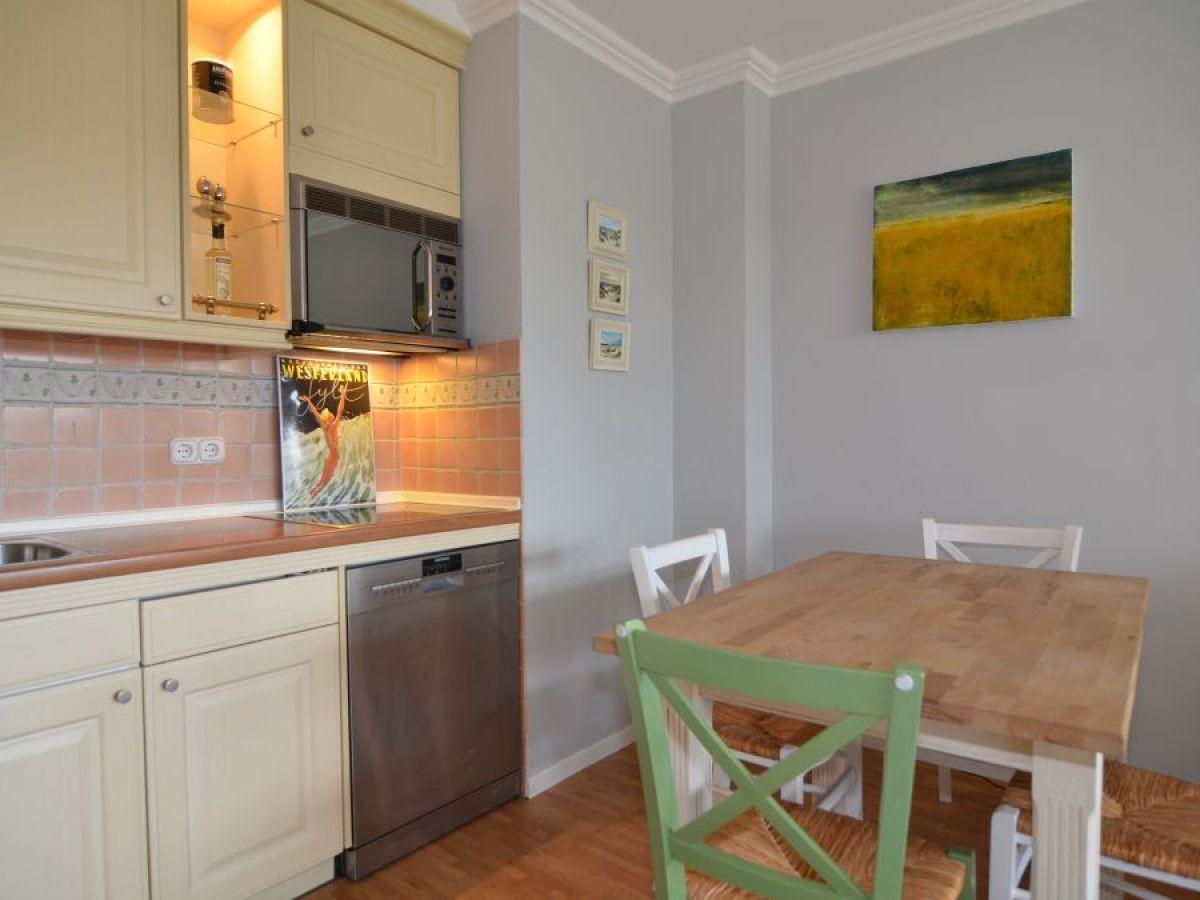 Ferienwohnung jana sylt firma appartement vermietung for Essplatz küche