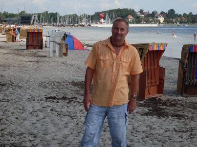 Ihr Gastgeber Michael Schade