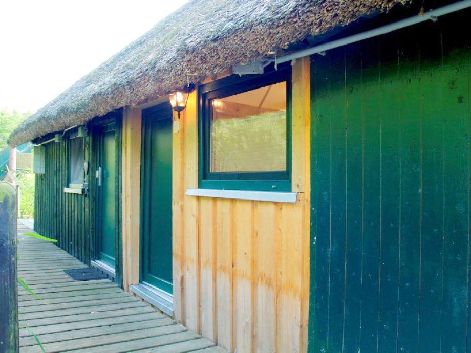 Bootshaus IV am Malchiner See