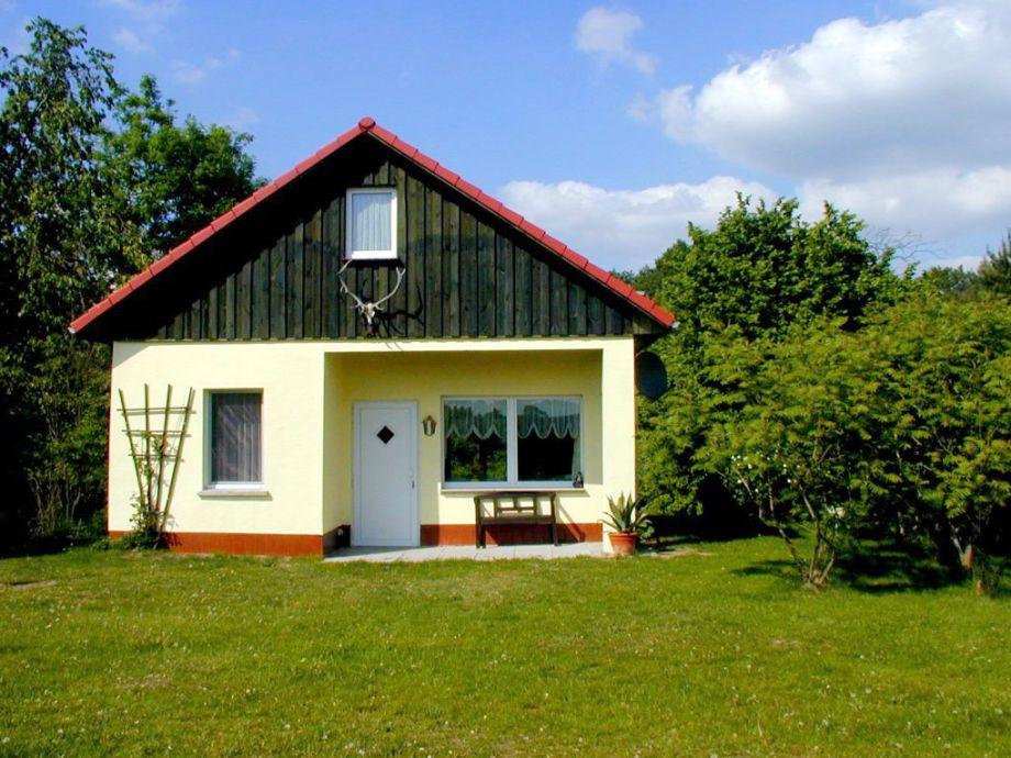 Ferienhaus am Loppiner see