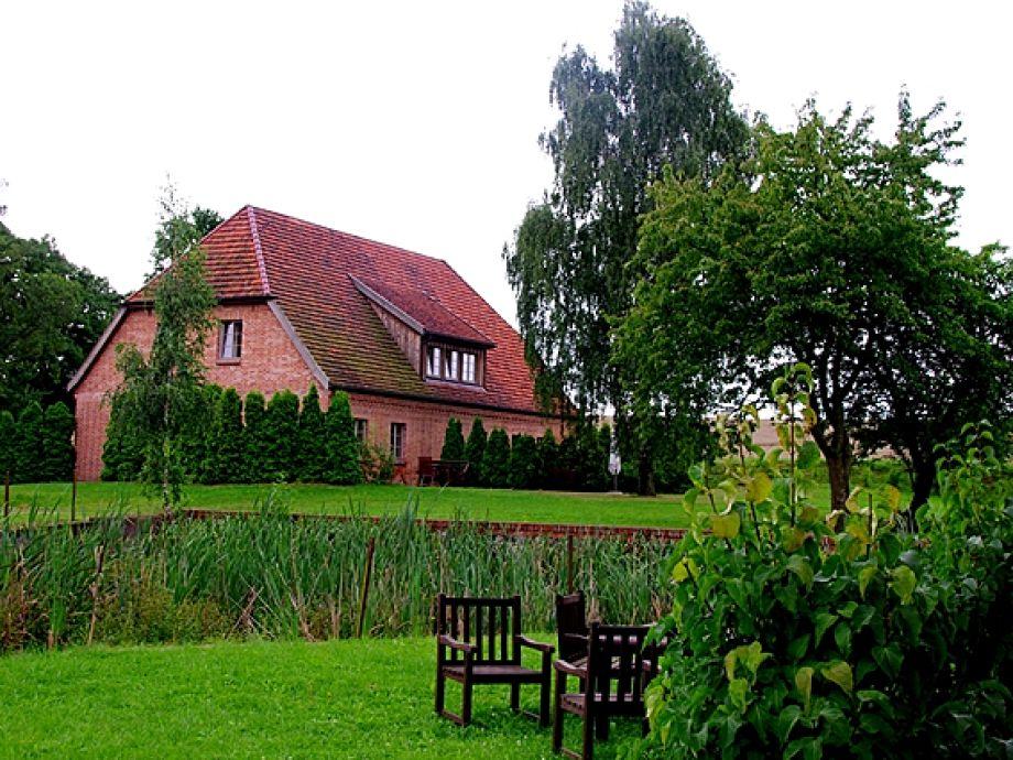 Ferienwohnung im Müllerhaus in Tressow