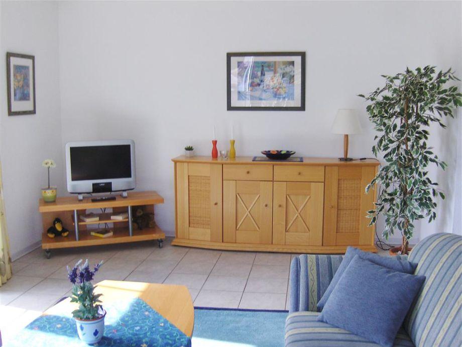 Der helle Wohnbereich