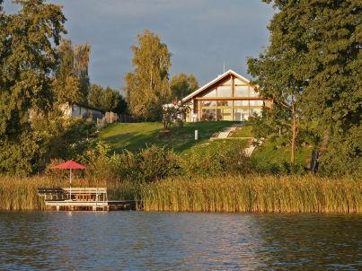 Ferienidyll am Mochowsee