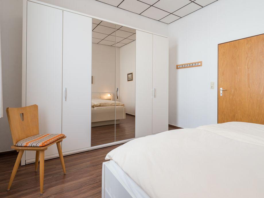 Ferienwohnung kluin 05 norderney ostfriesische inseln - Spiegelschrank schlafzimmer ...