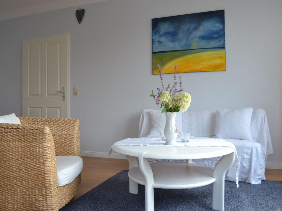 Ein erster Eindruck von unserem schönen Apartment