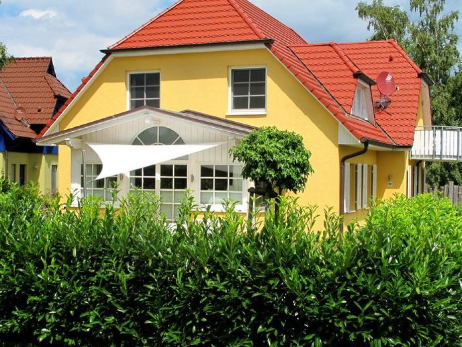 Feriendoppelhaushälfte in Zingst