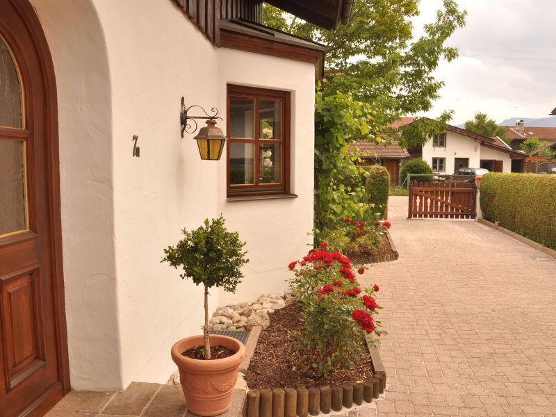 Ferienhaus Landhaus Kampenwand