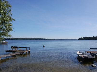 Familien-Urlaub mit Hund am Plauer See