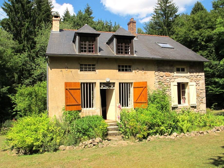 Das verträumte Ferienhaus in Burgund