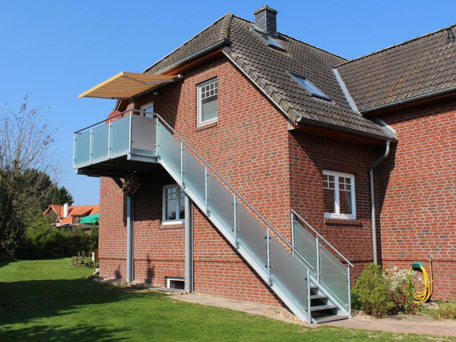 Ferienwohnung langwedel am brahmsee naturpark westensee for Markise balkon mit tapeten von hammer