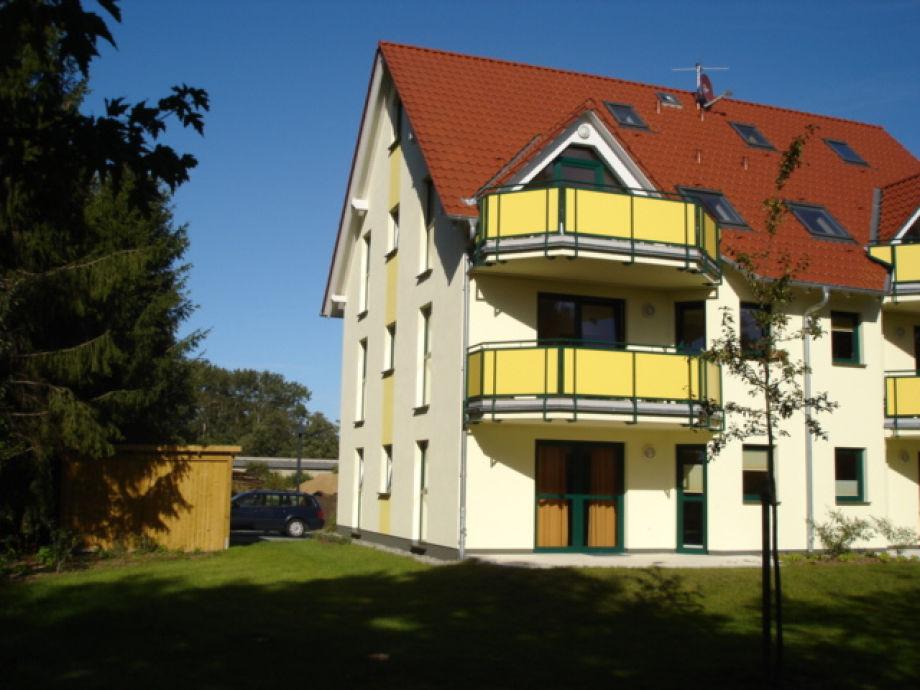 Ihr Ferienhaus im Grünen