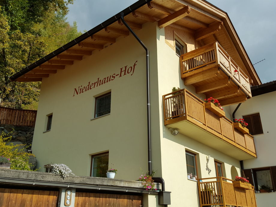 Außenaufnahme Haller   Niederhaushof