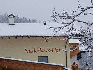 Ferienwohnung Haller   Niederhaushof
