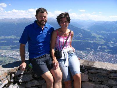 Ihr Gastgeber Annemarie und Friedrich Angerer