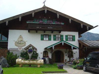 Berchtesgaden im Gästehaus Almbrünnerl