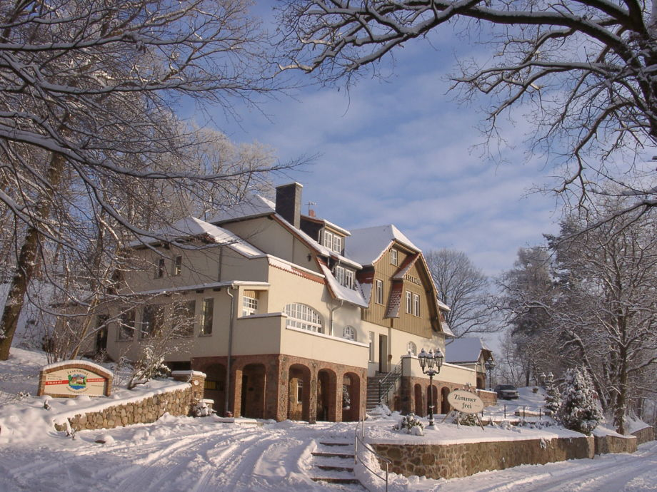 Willkommen im Winter