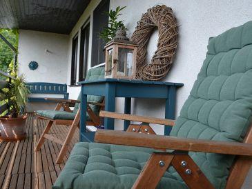 Holiday apartment Am Fuchswäldchen
