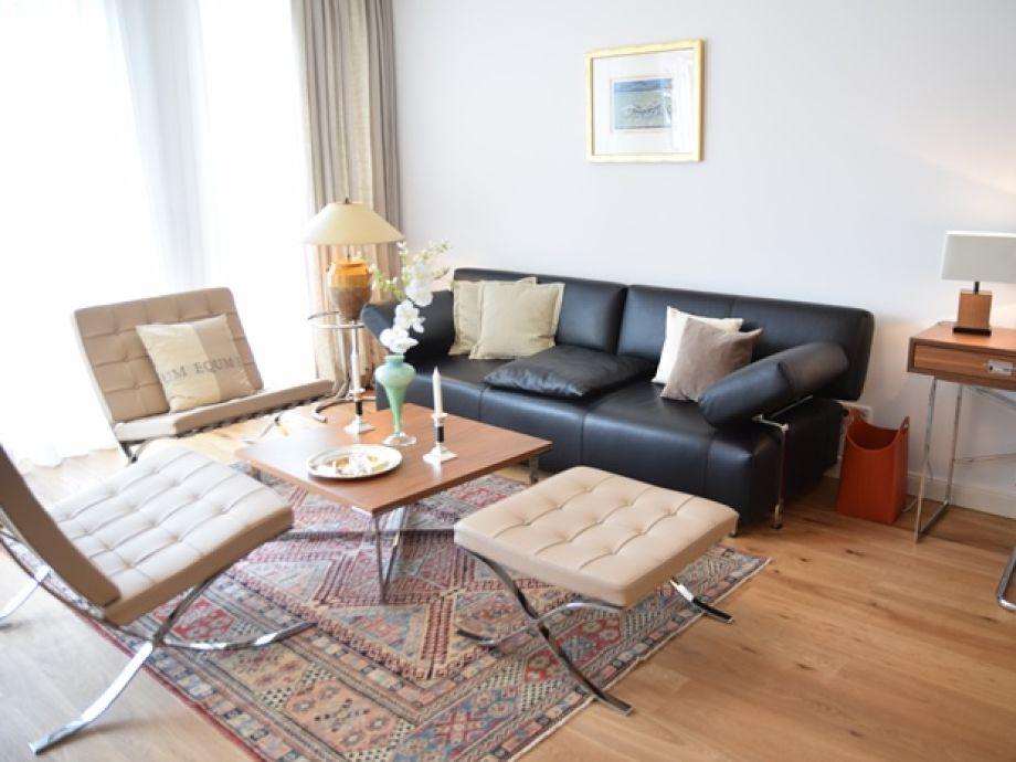 Schicker Couchbereich