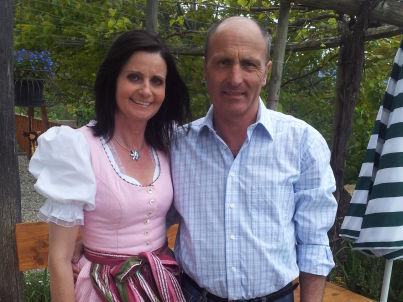 Ihr Gastgeber Josef & Franziska Haller