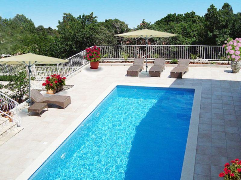 Apartment Villa BellaVista Panoramica mit Swimmingpool
