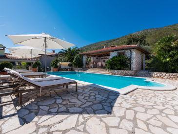 Villa Dusati Apartment Ana mit tollen Meerblick