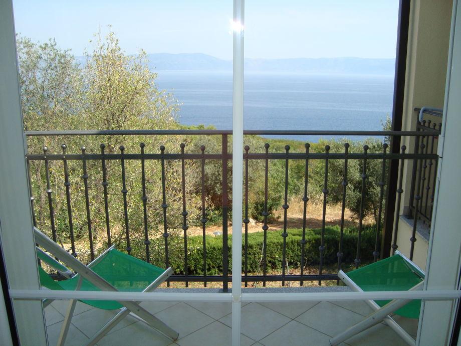 Balkon 2 ebenfalls traum Blick