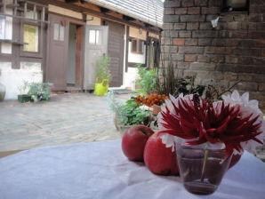 Ferienwohnung Lindenblüte im Haus Robarick - Altstadtflair