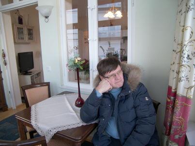 Ihr Gastgeber Wolfgang Winter