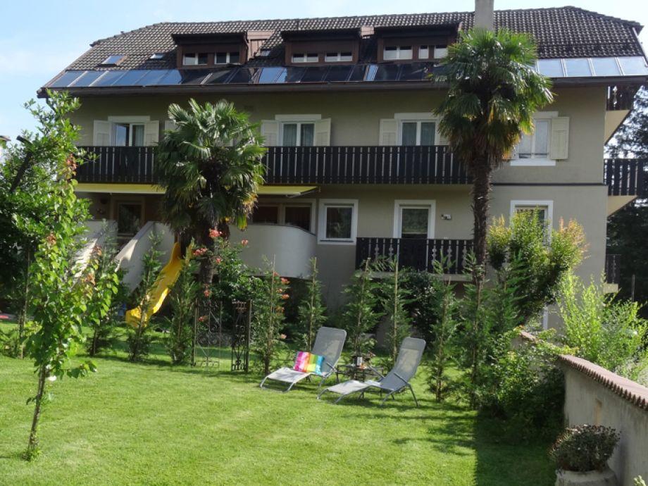 Residence mit Garten