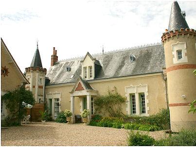 Vouvray auf dem Landgut De La Roche