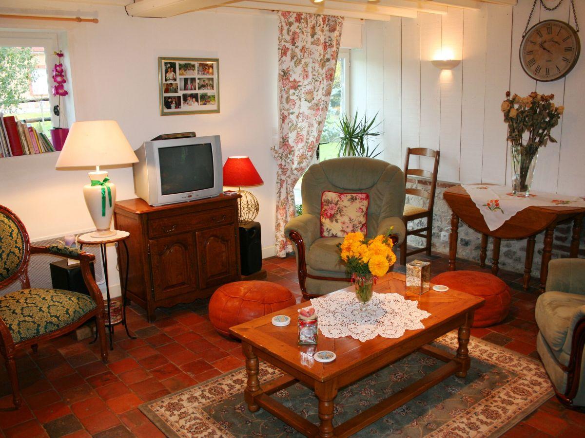 Ferienhaus Calvados 1 Normandie Ouilly Le Vicomte