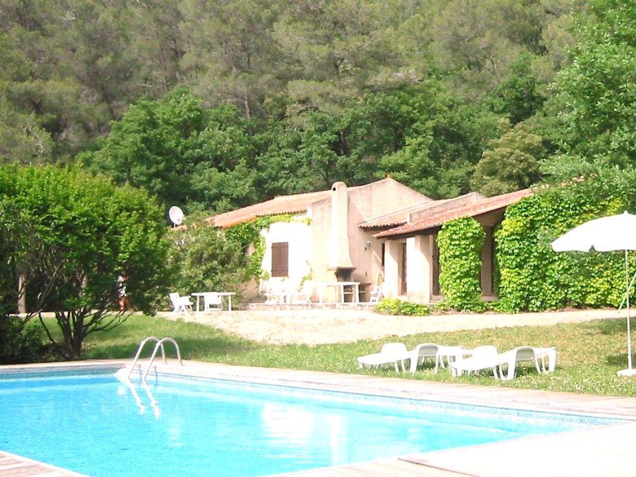Villa Le Pere mit Pool