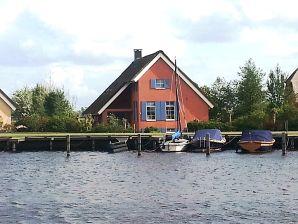 Luxus Ferienhaus am IJsselmeer