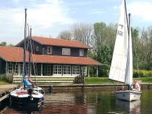 Ferienhaus an den friesische Seen