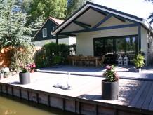 Bungalow Wilgenroos im Recreatiepark De Groote Vliet