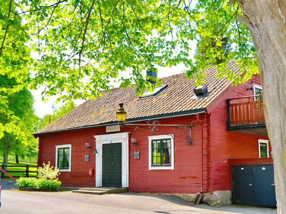 """Haus """"Vagnslidret"""" auf dem Ribbingshof"""