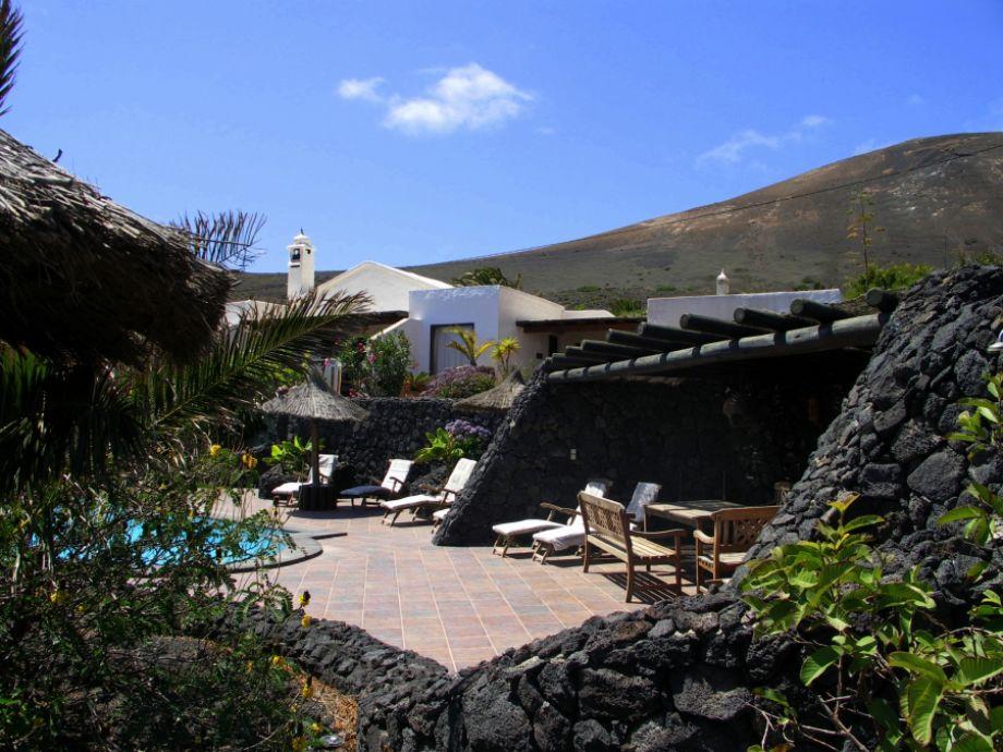 Poolterrasse Casa Roco
