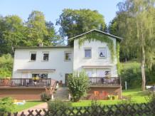 Ferienwohnung Ferienwohnung A im Haus Seeblick direkt am Plauer See