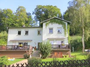 Ferienwohnung A im Haus Seeblick direkt am Plauer See