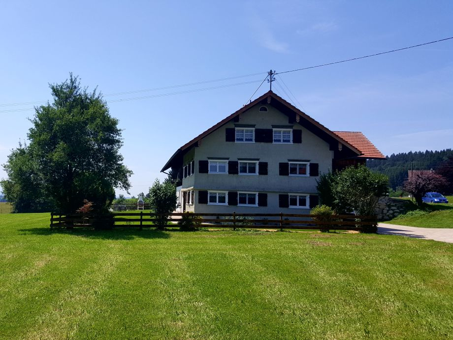 Außenaufnahme Ferienhaus Steinacher