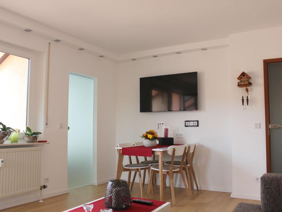 Wohnzimmer / Essplatz