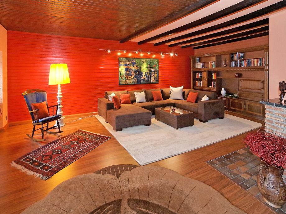 Ferienwohnung schulze bayerischer wald neureichenau herr gert schulze - Sitzgruppe wohnzimmer ...