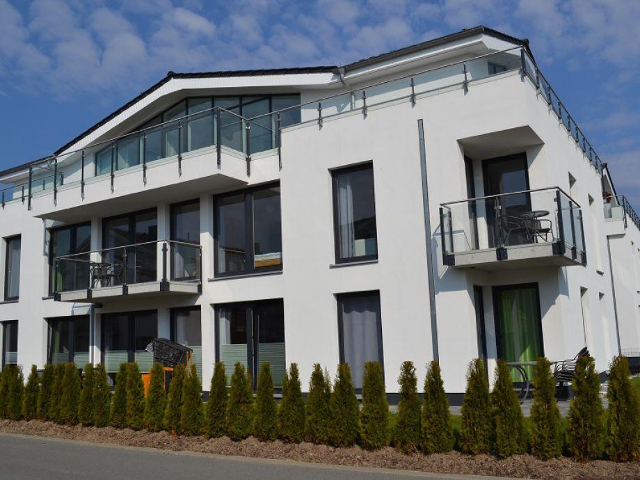 Villa Calmsailing Außenansicht
